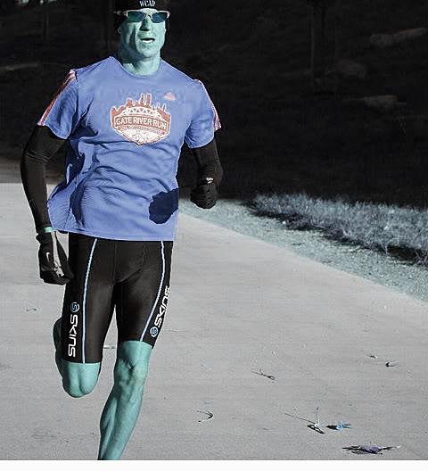 mindset for running