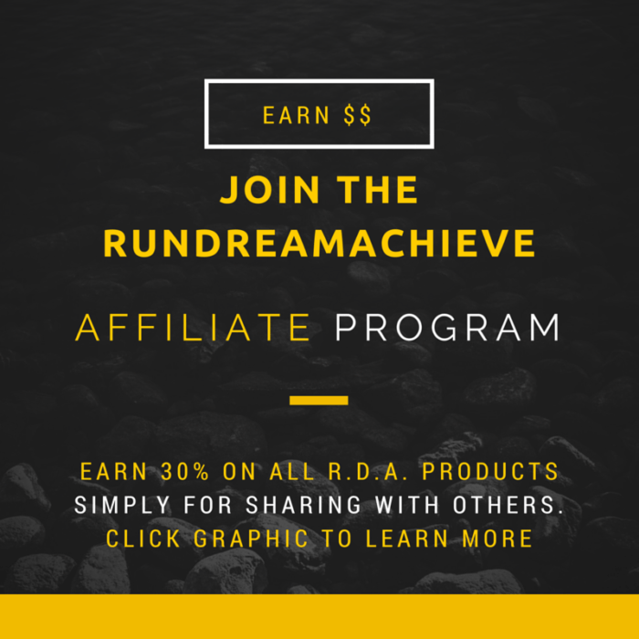 rundreamachieve affiliate program