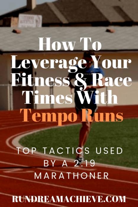 tempo runs