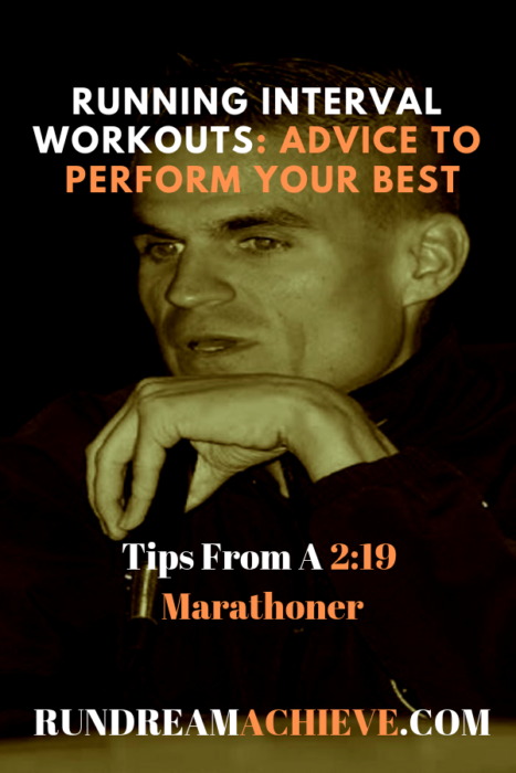 running interval workouts