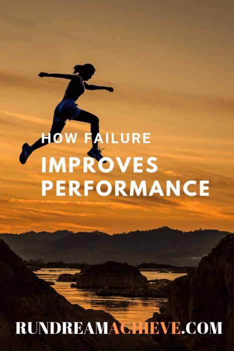 how failure improves performance