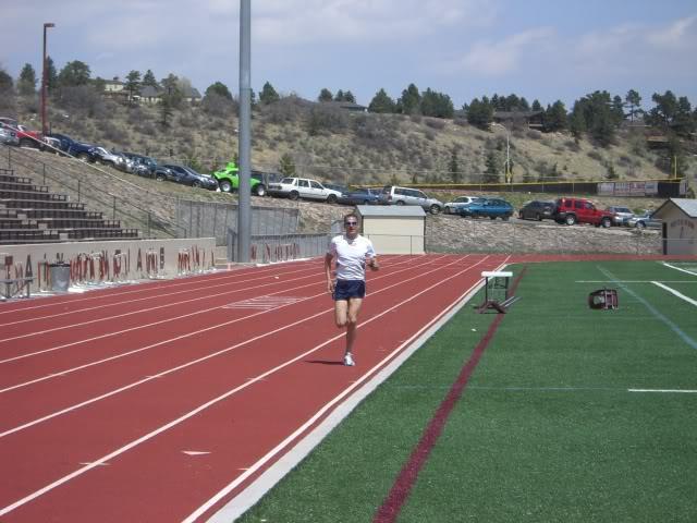 not improve as a runner
