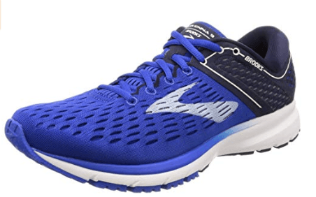 4821ff9634 The Saucony Liberty ISO has a cool design and features a breathable top  mesh perfect for runners with flat feet.