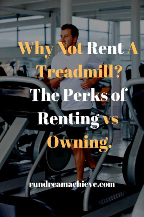rent to own treadmill