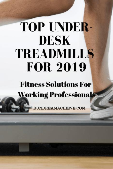 under-desk treadmills