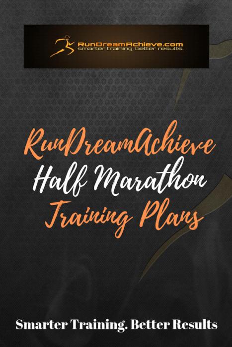 12-week half marathon training plan